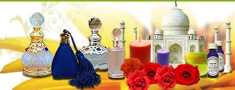 Indian Attars Exotic Perfume Oils Natural Fragrances
